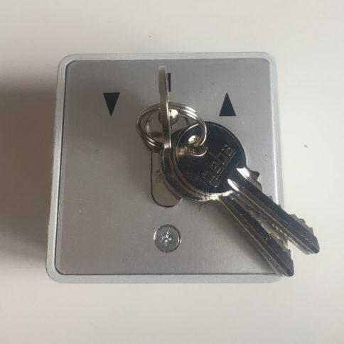 Keyswitch/Push switches