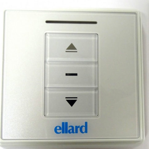 Wireless Ellard Push Button for Shutters